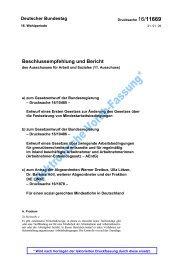 BT-Drs. 16/11669