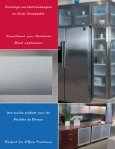 Portes en Aluminium Aluminum Doors - Canmade Furniture Products - Page 3