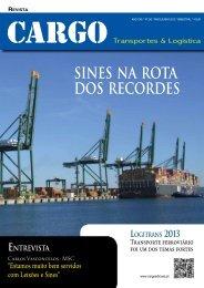 Maio/Junho Número: 243 Ano: 2013 Ver edição em PDF - Cargo