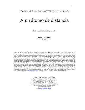 Atomo fff - Gustavo Ott