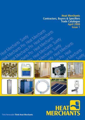 Trade Product Catalogue - Heat Merchants