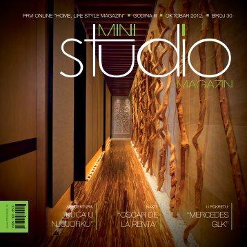 kuća u njujorku - Mini Studio Magazin