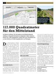 Wirtschaftsblatt 4/11 - Wirtschaftsförderung Wuppertal