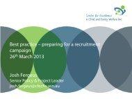 Best Practice Recruitment Strategies - ACWA