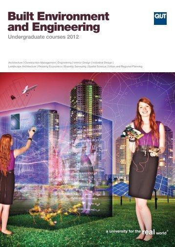 Undergraduate prospectus - Faculty 2012.pdf