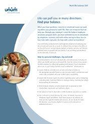 Employee Assistance Program (EAP) - Montana Worksite Health ...