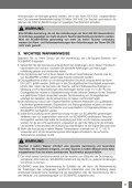 Bedienungsanleitung Atemregler - Scubapro - Seite 5