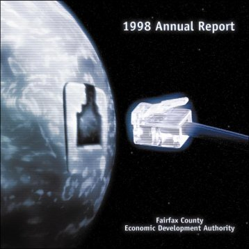 Annual Report 1998 - Fairfax County Economic Development Authority
