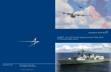 Coronis - Lockheed Martin Canada