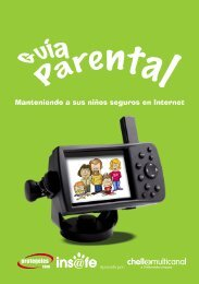 Guía parental - Centro de Internet Segura