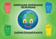 Sakupljajmo, razdvajajmo, reciklirajmo - NVO Green Home
