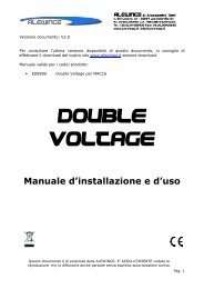 Double voltage - 8Fly.It