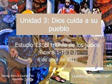 El triunfo de los judíos - Iglesia Biblica Bautista de Aguadilla, Puerto ...