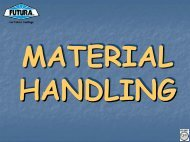 Material Handling - ITW Futura Coatings