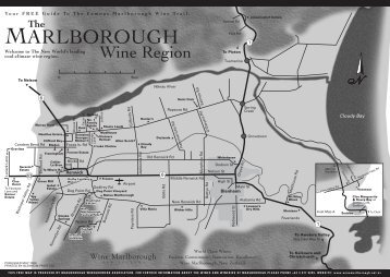 Your FREE Guide To The Famous Marlborough Wine