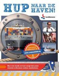 Boekje Loodswezen - Hup naar de haven