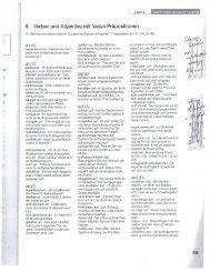 6. Verben und Adjektive mit festen Präpositinen