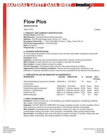 Flow Plus - media - DiversiTech