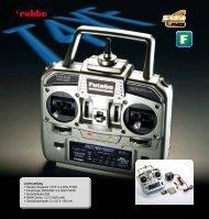 Lieferumfang 1 Sender Skysport T4YF 2,4 GHz FHSS 1 ... - Airmix