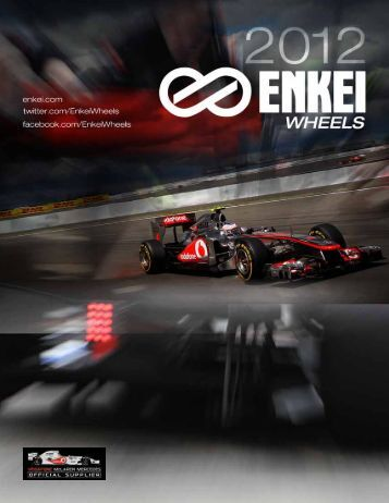 2012 Wheel Catalog - Enkei