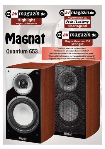 Quantum 653 - Magnat