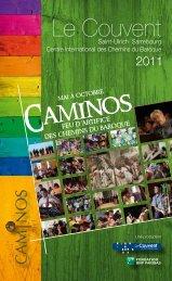 Brochure CAMINOS 2011 - CD Baroque - K617