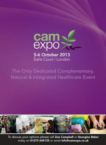 Exhibitor Brochure - Camexpo
