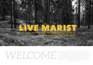 Newsletter - Marist Schools Australia