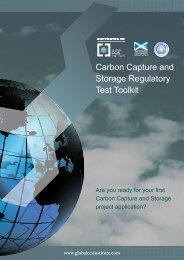 Carbon Capture and Storage Regulatory Test Toolkit - carbcap