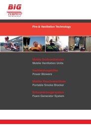 BIG Tempest Fire & Ventilation Technology - Feuerwehr-Magazin