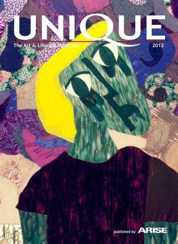 UNIQUE 2012 - Arise