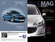 bluemag - Peugeot