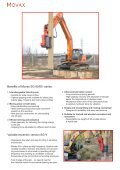 Vibratory Pile Drivers - Movax - Page 2