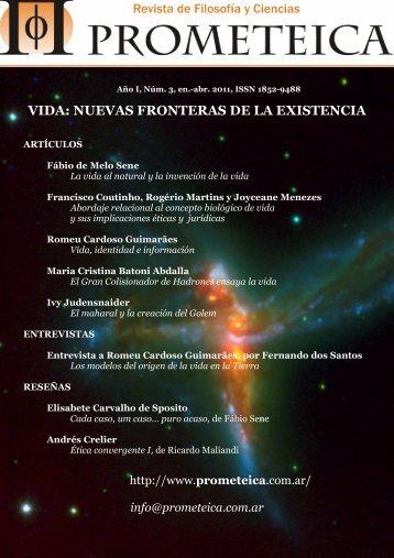 nuevas fronteras de la existencia - Fernando Santiago dos Santos
