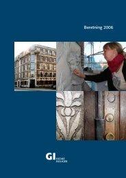 Beretning 2006 - Grundejernes Investeringsfond