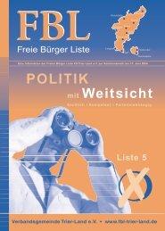 POLITIK - Michael Holstein
