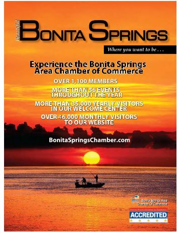 Ongoing Events - Bonita Springs Chamber of Commerce