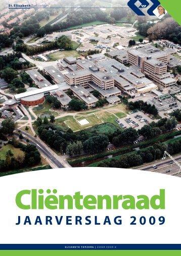 Jaarverslag 2009 - St. Elisabeth Ziekenhuis