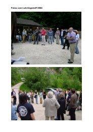 Fotos vom Lehrlingstreff 2004 - Gewerbepuls