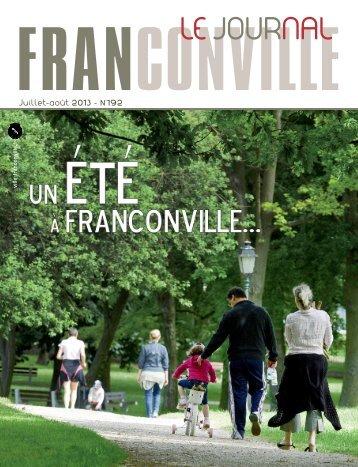 Juillet août 2013 - Franconville