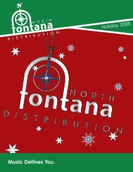 Titles for the Holidays 2008 - Fontana North