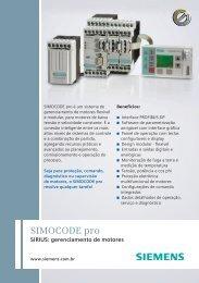 Folheto SIMOCODE.indd - Industry