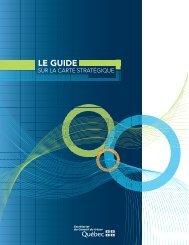 Guide sur la carte stratégique - Secrétariat du conseil du trésor ...