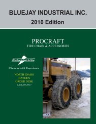 2010-11 Bluejay Tire Chain Catalogue - WordPress – www ...