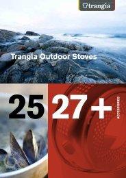 Trangia Outdoor Stoves Trangia Outdoor Stoves - Wenaas Sport og ...