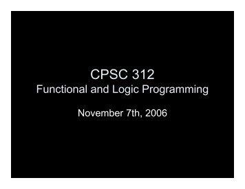 Lecture 20 - Ugrad.cs.ubc.ca