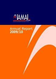 2009-2010 - Internet & Mobile Association of India