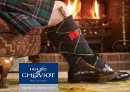 Highland Collection 2012 - House of Cheviot