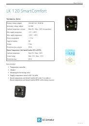 LK 120 SmartComfort
