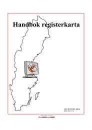 Handbok registerkarta 2013-06-17 (pdf 2 Mb) - Lantmäteriet